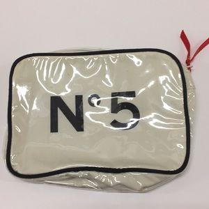 CHANEL Bags - Chanel No.5 Cosmetics Bag